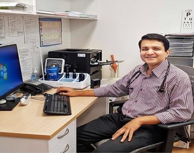 Dr Gopal Bhat